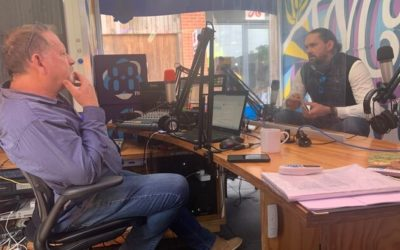 Interview on Life and Style Radio